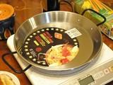 大人気のパエリア鍋【IH対応】 スペイン製バレンシア産 パエリアパン プロ用 調理器具 フライパン