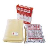 Disaster Prevention Crime Prevention Fleece Blanket