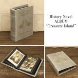 """ヒストリーノーベル[アルバム Book Box""""Treasure Island""""]"""