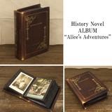"""ヒストリーノーベル[アルバム Book Box""""Alice's Adventures""""]"""