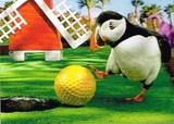 AVANTI PRESS グリーティングカード  [バースデー] 鳥×ゴルフボール