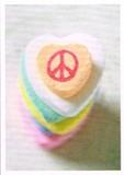 PALM PRESS バレンタインカード <ハート>