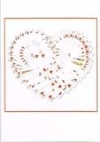 PALM PRESS バレンタインカード <トランプ×ハート>