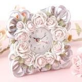 Gift Show Rose Clock