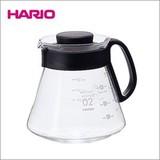 HARIO(ハリオ) V60レンジサーバー600ブラック XVD-60B