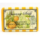 【イタリアの老舗ブランド】Saponerire Fissi Tcscany Vegetable Soap 150g オレンジ&ワイルドフェネル