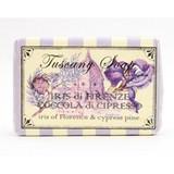 Saponerire Fissi Tcscany Vegetable Soap 150g アイリスオブフローレンス&サイプレス パイン