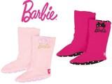 【国内ライセンス】バービー(Barbie)ルームシューズ