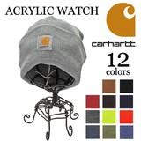 《即納》CARHARTT【秋冬】■ニット帽■CAP■ACRYLIC WATCH HAT■A18■カーハート