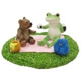 【Copeau】クマとカエルのピクニック