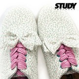 【10%OFF】【STUDY】THE FLORAL DROP PINK