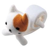 邪魔なケーブルはお巻かせモペッツでまとめよう<PC・パソコン・アクセサリー・ねこ・猫・ペット・マウス>