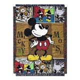 【ディズニー】【ミッキーマウス】ディズニー ウーブン タペストリー