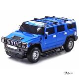 ■ラジコンカー 1:16RC ハマー H2 ブルー
