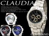 ケースあり&なしOK◇Men's watch定番人気-DAYTONAモデル-数字盤◇メンズ腕時計 CLA-1036NO