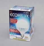 【LED照明 電球】LEDボール球 100W 昼白色 1340lm