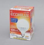 【LED照明 電球】LEDボール球 100W 電球色 1340lm