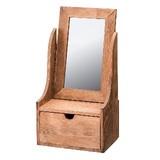 【Light Furniture】ミニ ミラー