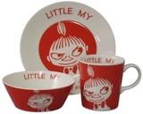 【ムーミン】3ピースセット ミィ プレート ボウル マグカップ