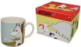 【ムーミン】カラーボックス入りマグカップ ムーミン