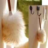 【mi woollies】ミーウリーズ ダスター 100%羊毛ふわふわ おしゃれで上質なお掃除ダスター