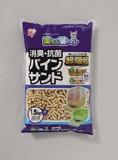 【猫砂 トイレ ペット用品】楽ちん猫トイレ 消臭・抗菌パインサンド RCT-15、35