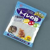 【小動物用品】小動物用トイレ砂