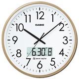 任意の時刻でプログラムできるチャイム音!CASIOオフィス向け大型クロック<掛時計・景品・ノベルティ>