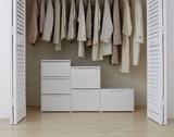 【家具 多段収納 衣類収納】チェスト