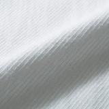 (シングル)USAコットン使用の上質なフランス綾のフラットシーツ