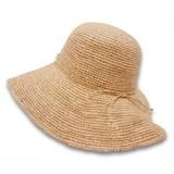 Ladies Hand Knitting Capelin Hat