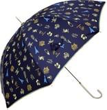★sale★【madeline】【雨傘】長傘 マドレーヌパリ柄
