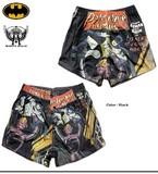 大人気アメコミキャラクター『BATMAN』の総柄プリントメンズボクサートランクス(ROBO)