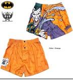 大人気アメコミキャラクター『BATMAN』の総柄プリントメンズボクサートランクス(JOCKER)