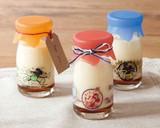 Vintage Milk Bottle The Mail Pilot 90 (99ml)【ガラス瓶】【保存ビン】