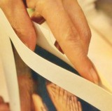 【ペーパーフォトフレーム】Mサイズ【紙製】写真をデコレーションできるフォトフレーム! 5枚入り