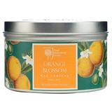 WAX LYRICAL RHS フローレントガーデン 缶入りキャンドル オレンジブロッサム