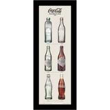【Coke】Coke Six Pack クリスタルコート アートフレーム 60314【コカコーラ】【コーク】