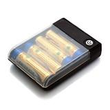 USBポート搭載 乾電池交換式充電器