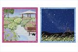 <たまのお散歩>小風呂敷 (日本の風景/ネコ)【四季12柄】Cool Japan【インテリア】【キッチン】<日本製>
