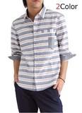 For Summer Border Half Length Shirt Men's Design Pocket Switch