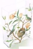 FRINGE STUDIOベース 花瓶 <鳥×フラワー>