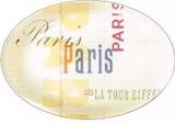 FRINGE STUDIO トレイ オーバル型  <PARIS>
