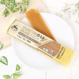 【アルチェネロ】有機全粒粉スパゲッティーニ 350g【オーガニック】