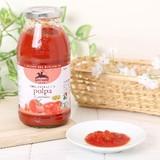 【アルチェネロ】有機カットトマト入りソース 500g【オーガニック】
