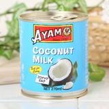 【アヤム】ココナッツミルク 270ml