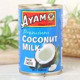 【アヤム】ココナッツミルク プレミアム 400ml