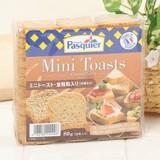 【ブリオッシュ・パスキエ】ミニトースト・全粒粉