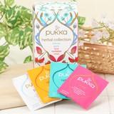 【パッカハーブス】有機ハーブティーセレクションボックス【オーガニック】 紅茶