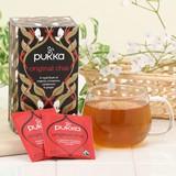 【パッカハーブス】オリジナルチャイ 有機ハーブティー【オーガニック】 紅茶